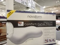 Novaform Comfort Curve Pillow Costco - Best Description Of ...