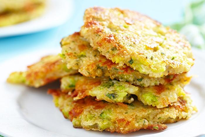 Tortitas de Verduras Receta