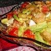 Ensalada de Camarones con Aguacate