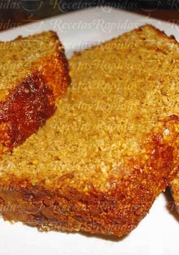 Cómo hacer pan de harina de maíz y miel
