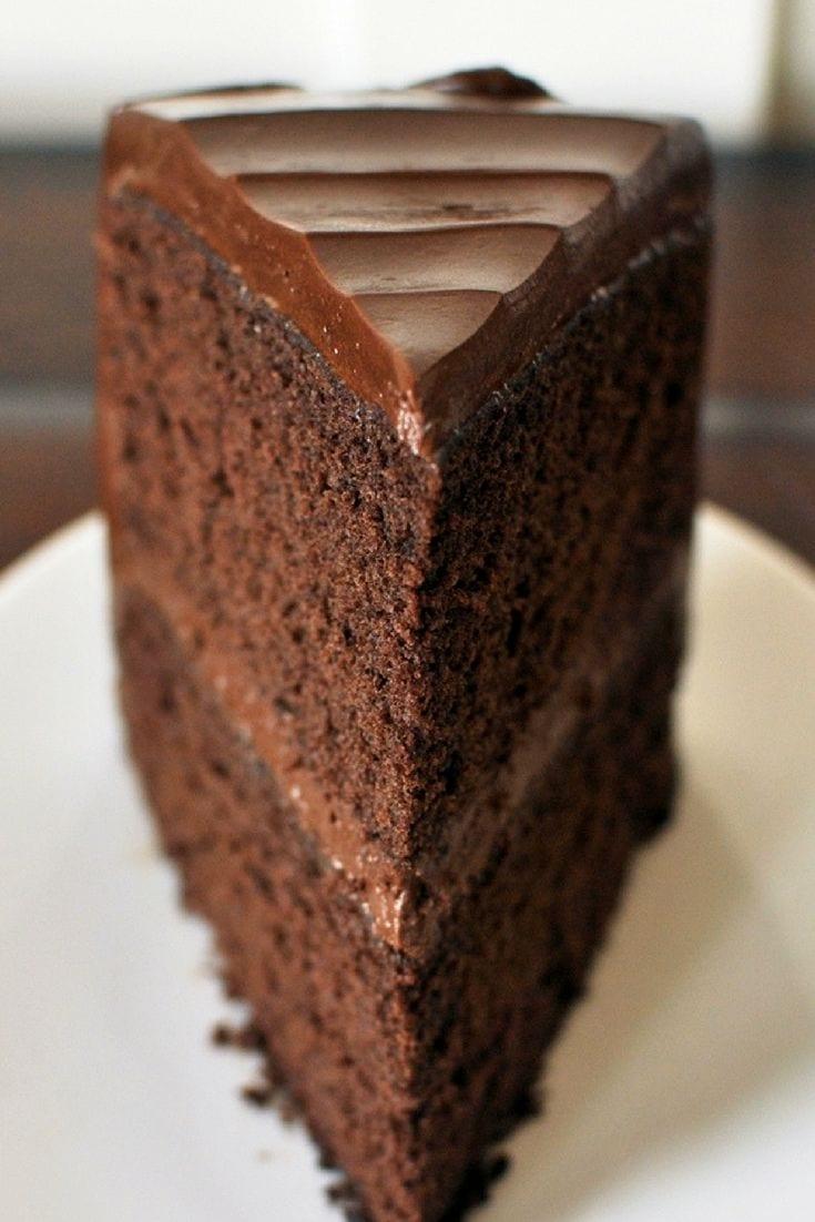 Receta de torta de Chocolate  Receta360com