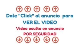 Dale _Click_ al anuncio PARA VER EL VIDEO