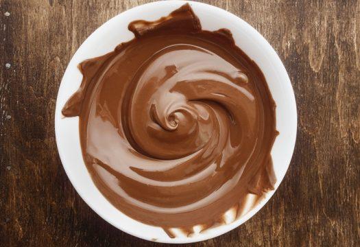 Cmo fundir chocolate