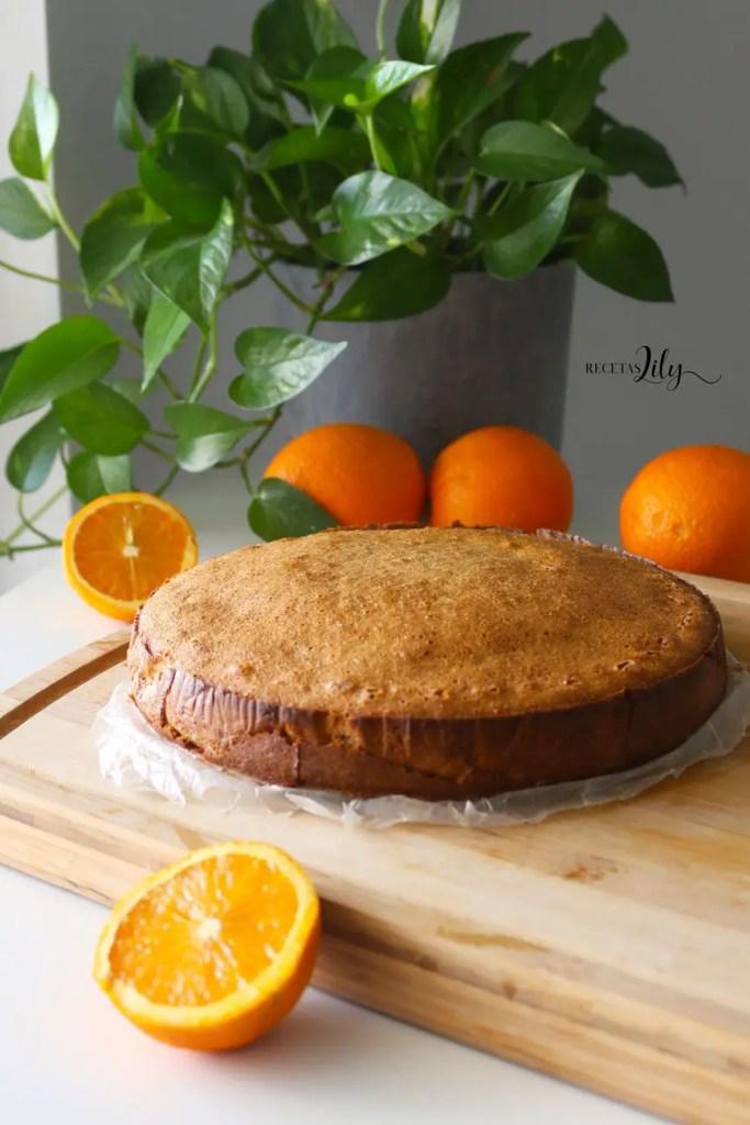 @recetaslily | Celebra a mamá con un delicioso bizcocho de naranja 4
