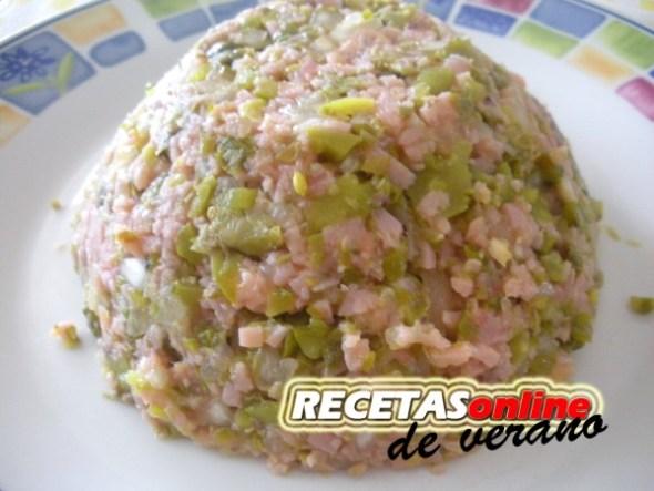 Falso steak tartar - Recetas de cocina RECETASonline