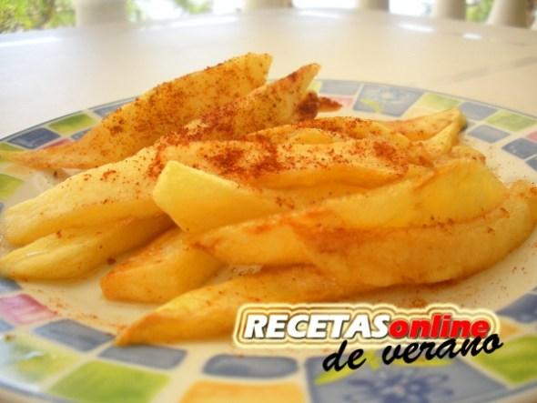 Patatas con escabeche - Recetas de cocina RECETASonline