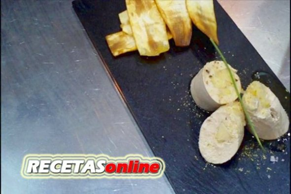 Delicia de pollo  - Recetas de cocina RECETASonline