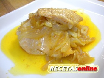 Salmón en escabeche - Recetas de cocina RECETASonline