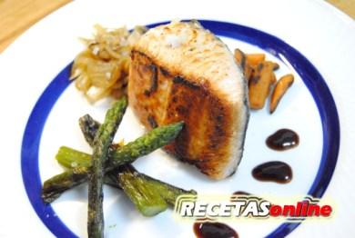 Salmón salvaje de otoño - Recetas de cocina RECETASonline