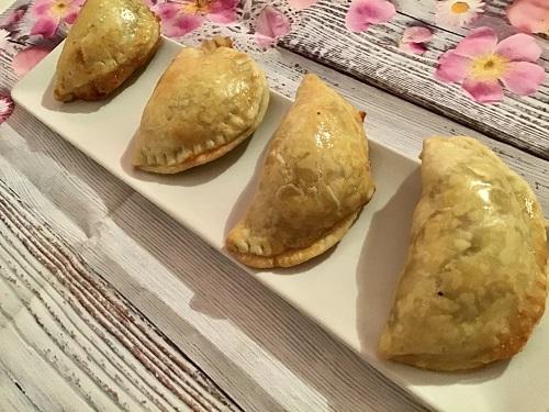 Empanadillas de carene