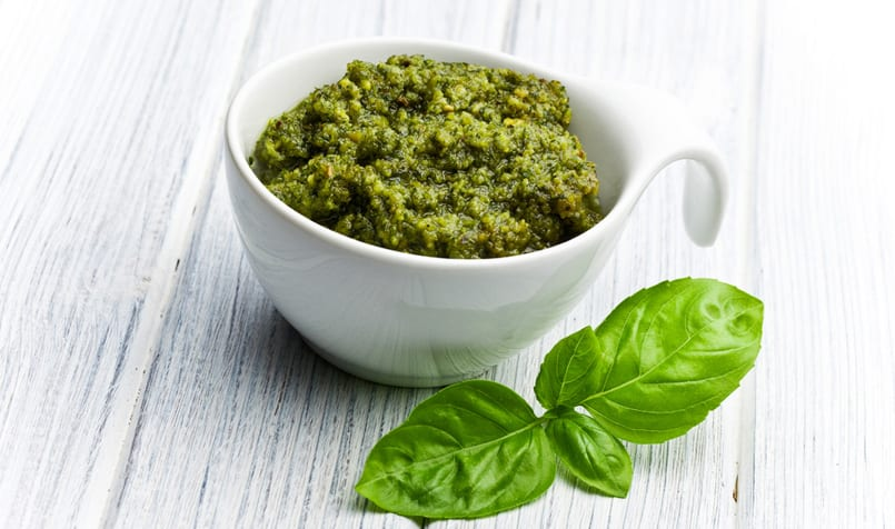 Pesto genovs la receta  Recetn