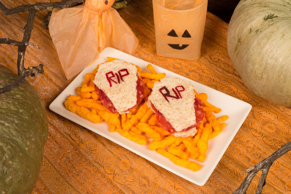 Ideas para decorar nuestra mesa de Halloween  Recetn