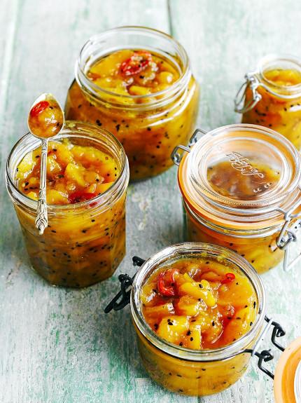 Chutney de mango de Jamie Oliver  Recetzate