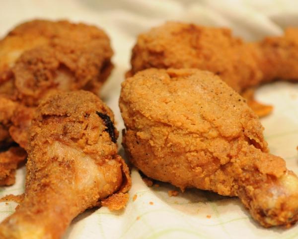 recette Poulet frit  lamricaine  dcouvrez cette Recette de cuisine sur recetteparfaitecom