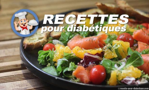 recette cuisine diabetique