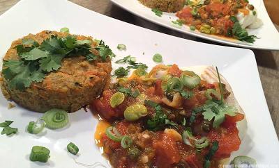 cabillaud-galette-lentilles-quinoa
