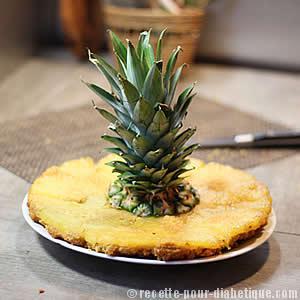 gateau-ananas-sans-sucre