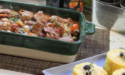 Cuisine Corse Veau Aux Olives