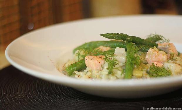 risotto-saumon-saint-jacques