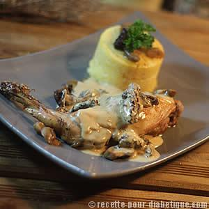 lapin-champignons-polenta