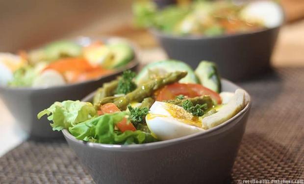 salade de crudités