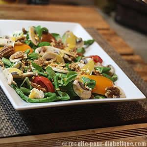salade-crudite-champignons