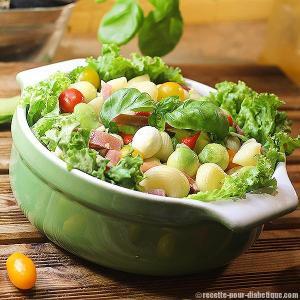 salade-pates-gourmande