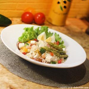 salade-riz-poivron-concombre