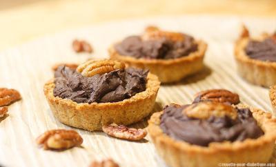 tartelette-chocolat-pecan