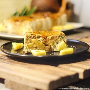 flan-antillais-ananas