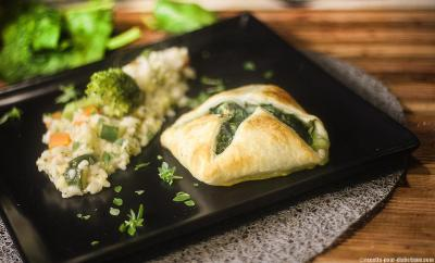 feuillete-epinards-risotto