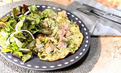 omelette-saumon