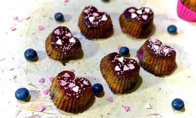 muffins-myrtille