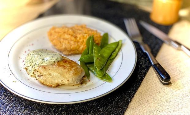 poulet-estragon-pouree-patate-douce
