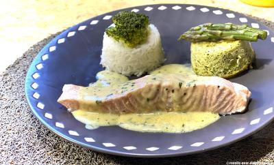 saumon-sauce-estragon