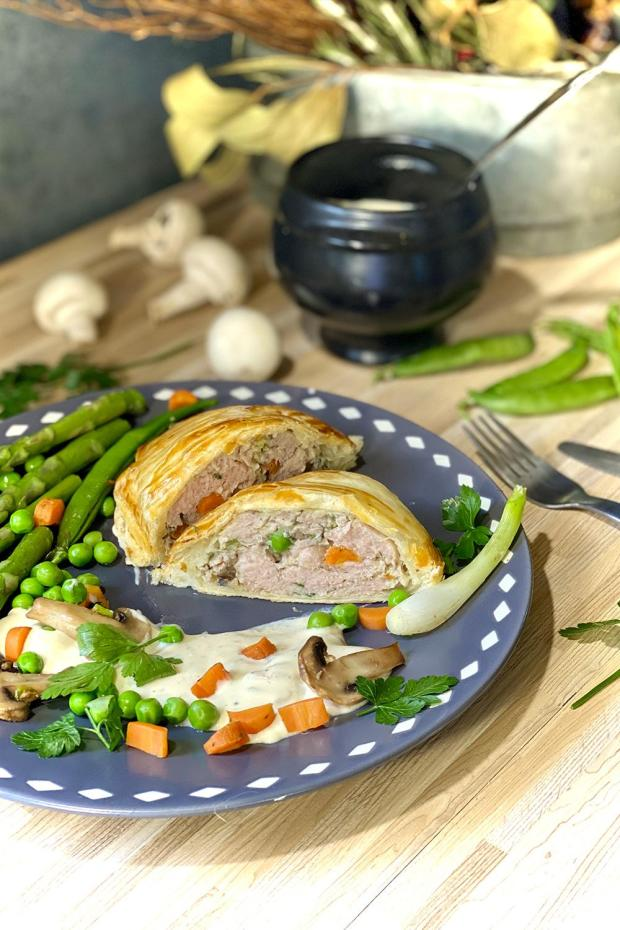 feuillete-friand-poulet-hache