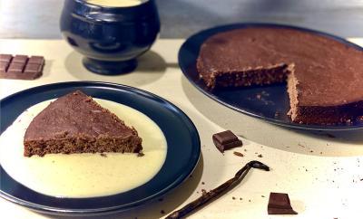 fondant-chocolat-creme-anglaise