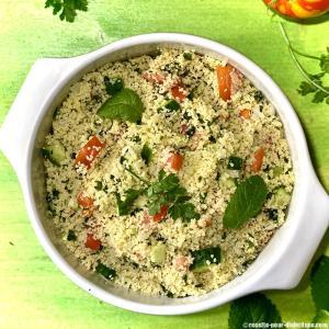 taboule-couscous
