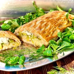 feuillete-chevre-saumon