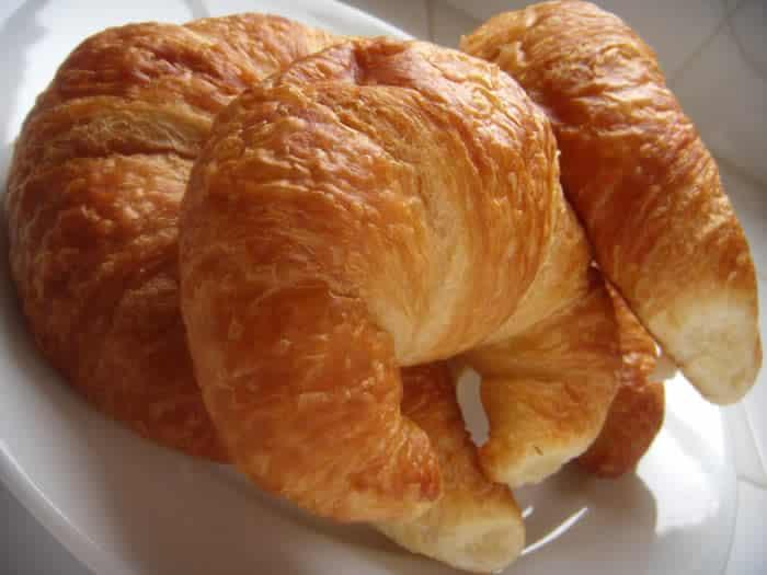 Croissants avec thermomix