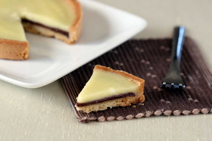 Tarte chocolat citron au thermomix