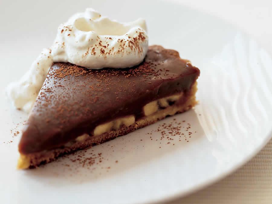 tarte chocolat et banane au thermomix