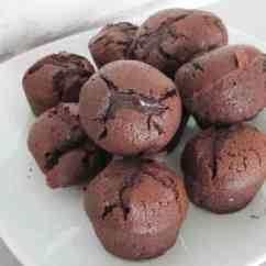 Kitchen Aid Parts Phone Muffin Chocolat Coeur De Nutella - Recette Facile à La Maison.