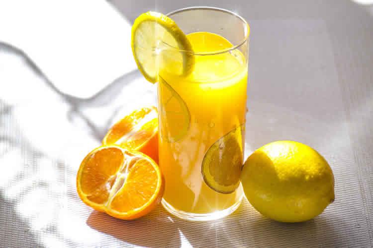cocktail orange citron au thermomix