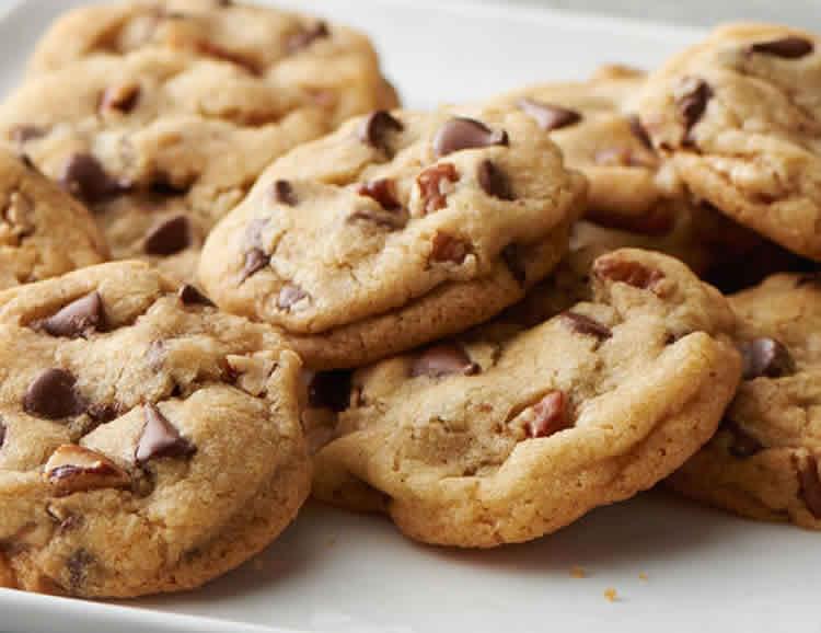 Cookies au chocolat sans beurre au thermomix - un gateau ...