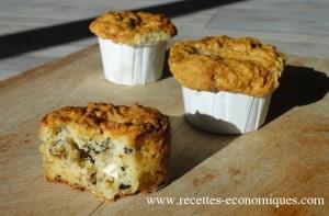 muffins roquefort noix2