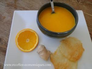 soupe carottes gingembre miel2