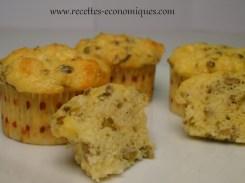 muffins olives sans gluten