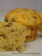 muffins olives vertes farine riz