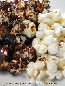 pop corn chocolat 3